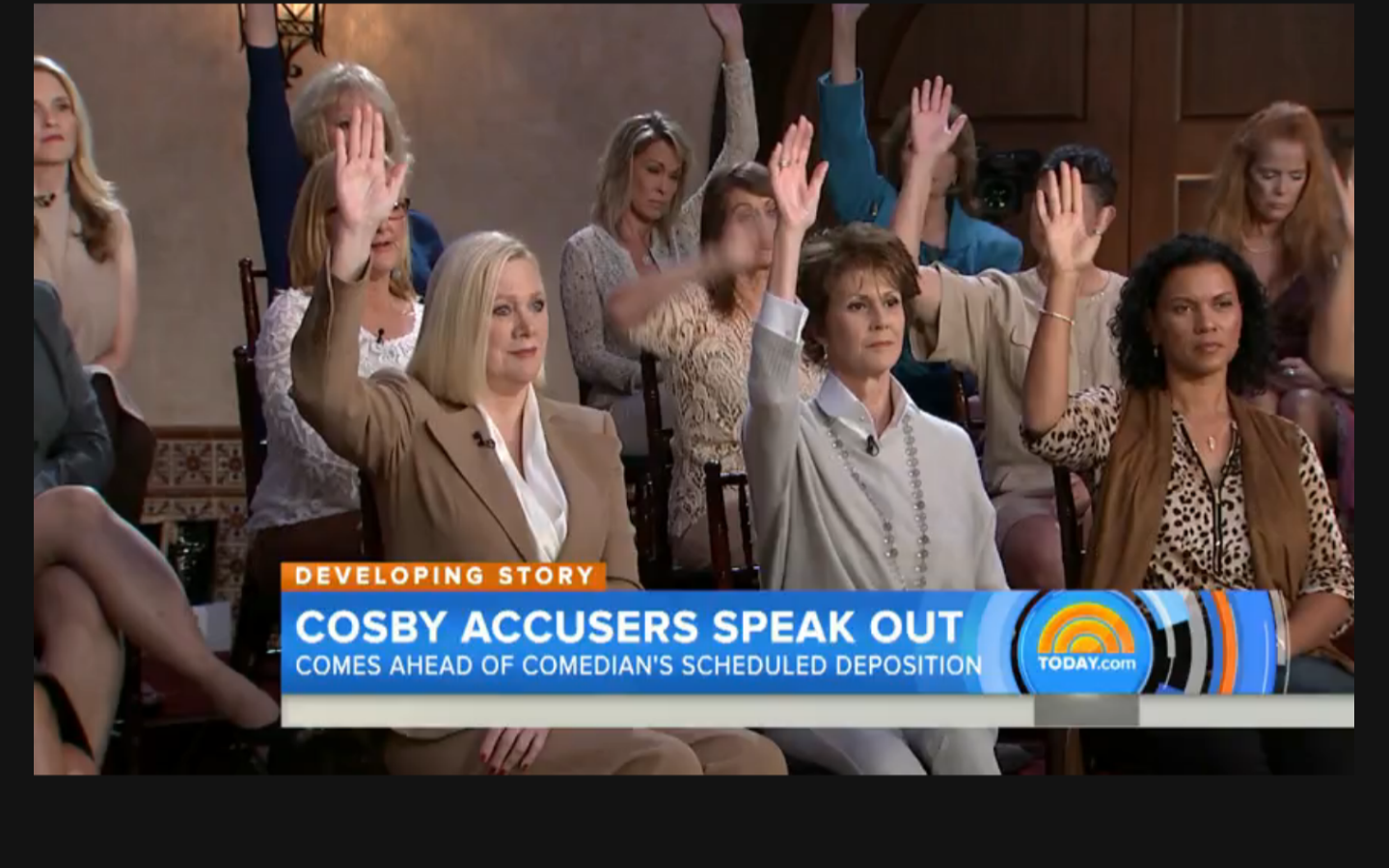 Cosby Accusers on Dateline