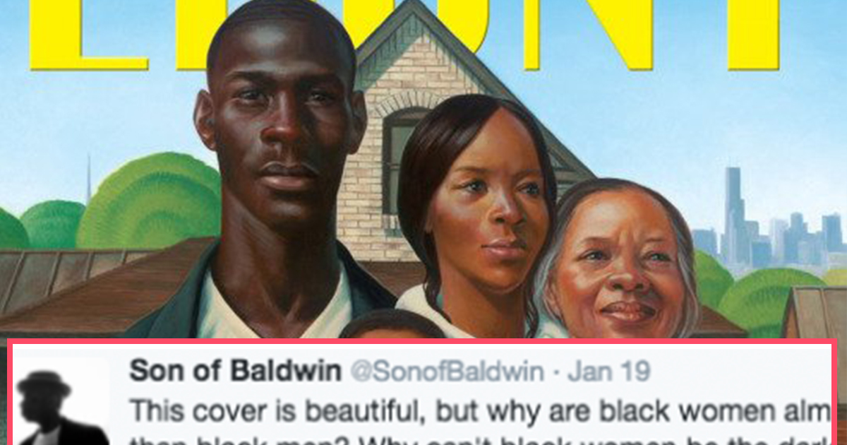 Ebony Magazine Cover Used to Talk About Colorism - ATTN: