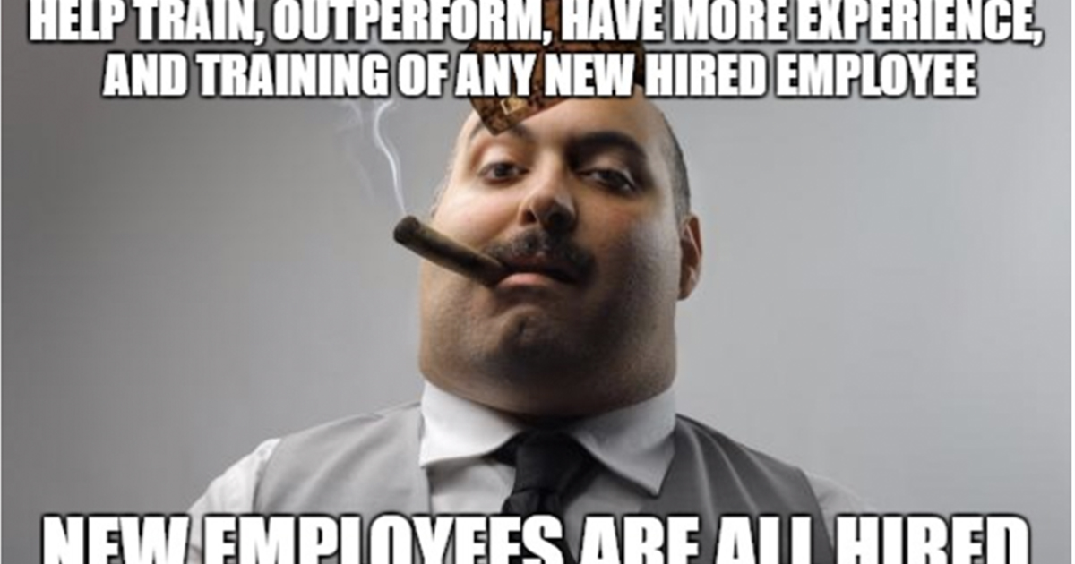 Viral Meme Perfectly Points out a Top Reason Good Employees Quit