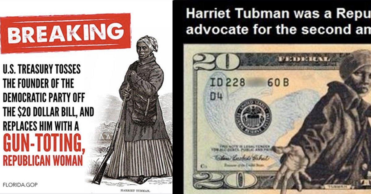 harriet_tubman_memes these controversial harriet tubman memes are spreading attn
