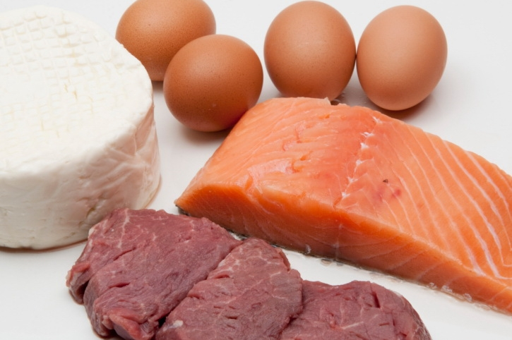 High Protein, Low Carb