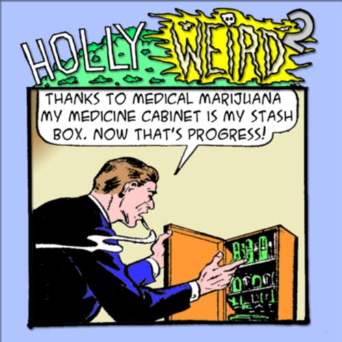 Medical Marijuana Causing Decline in Prescription Drugs