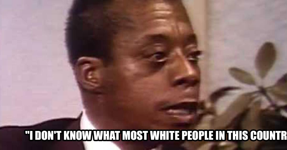 James Baldwin Brakes Down Institutional Racism - ATTN:
