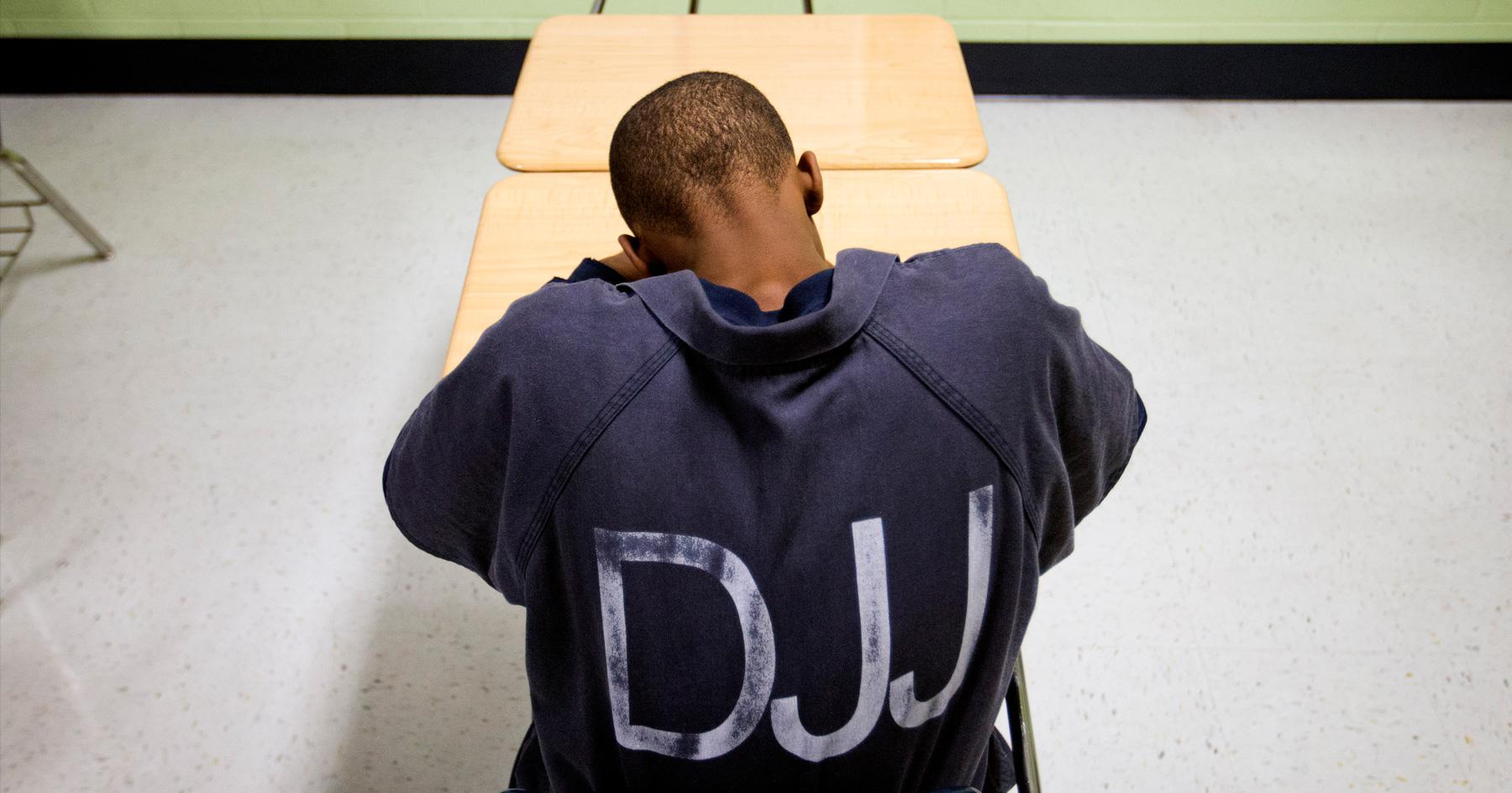 Juveniles in prison