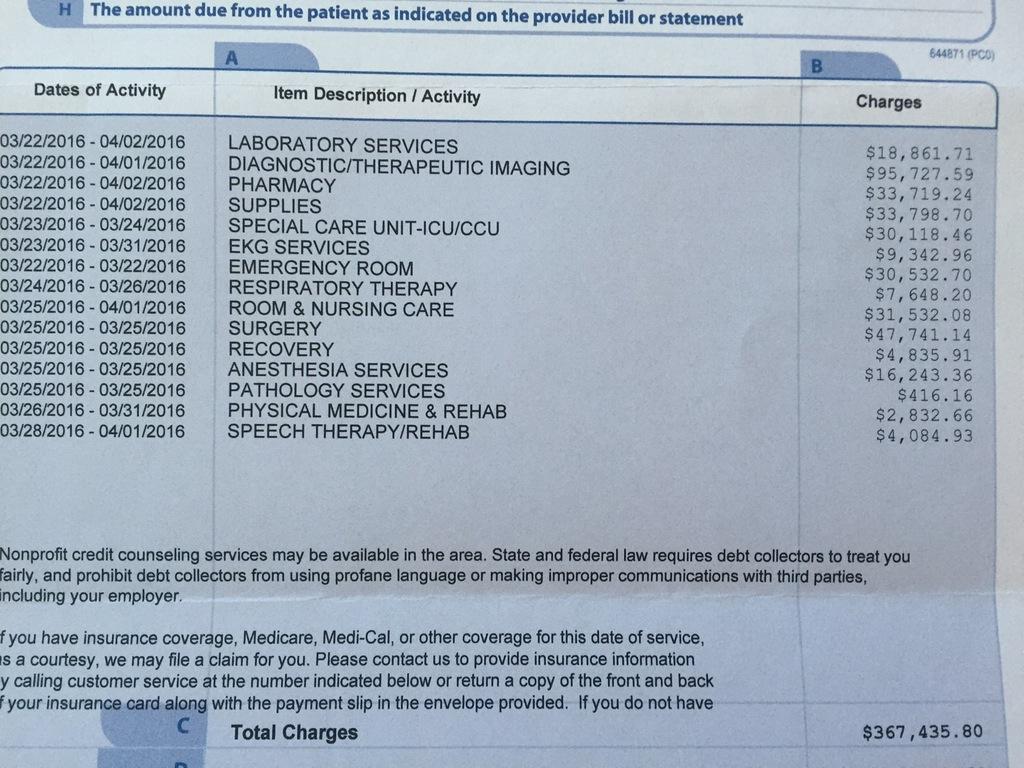 Reddit Freaks Out Over Man's Insane Hospital Bill - ATTN: