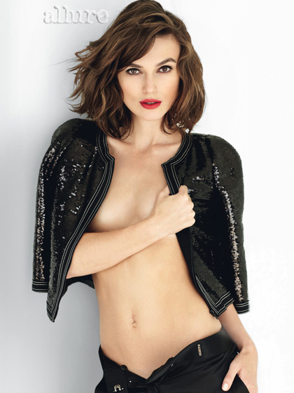 Keira Knightley Cover Shoot