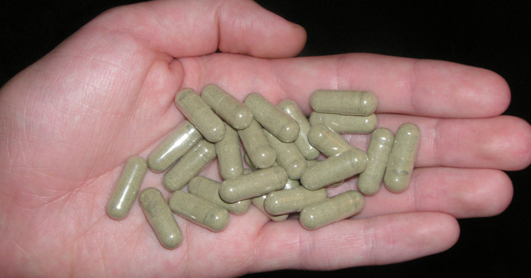 kratom-pills