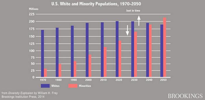 Majority Minority Graph