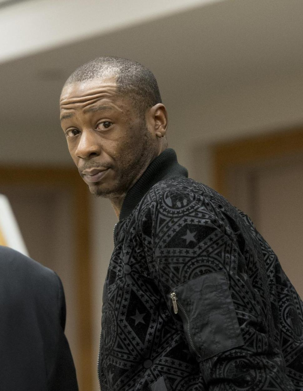 Maurice Hines sex trafficking
