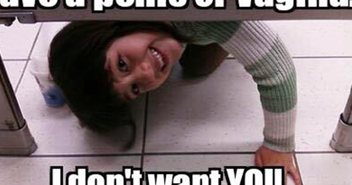 Bathroom Model Meme meme nails absurd logic of bathroom bills - attn: