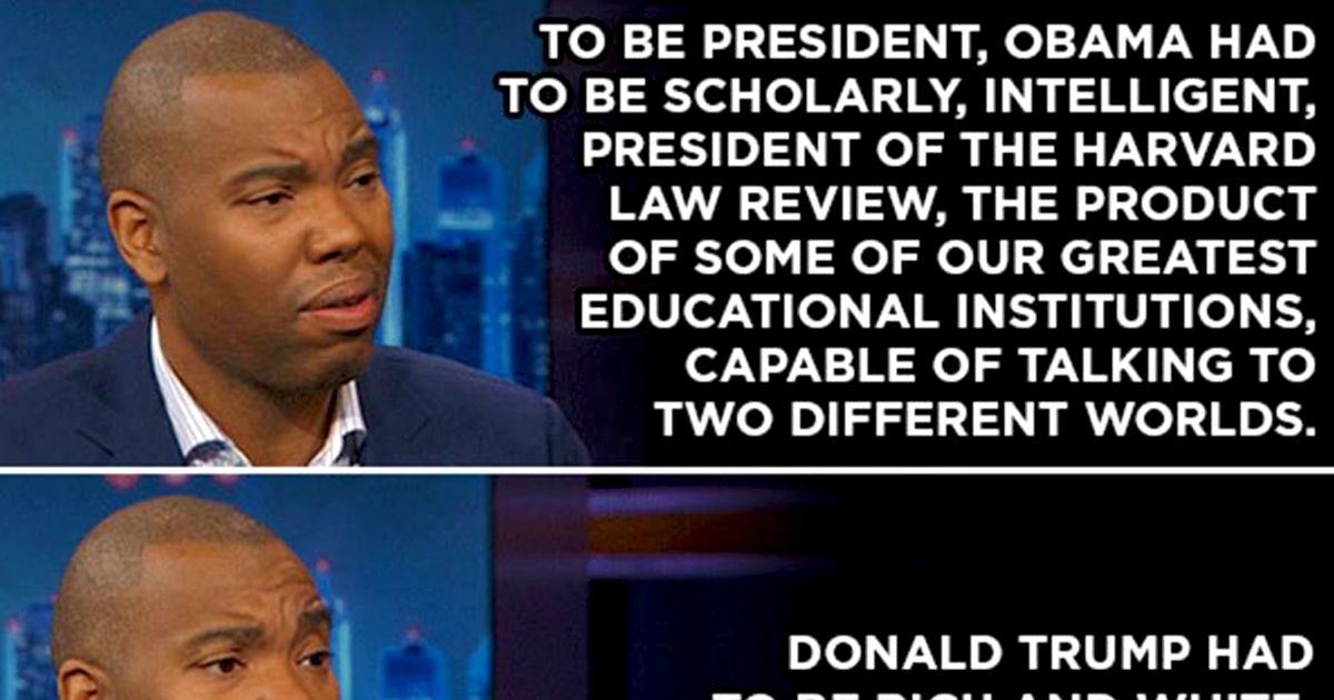meme_5 coates' daily show meme shows presidential differences attn