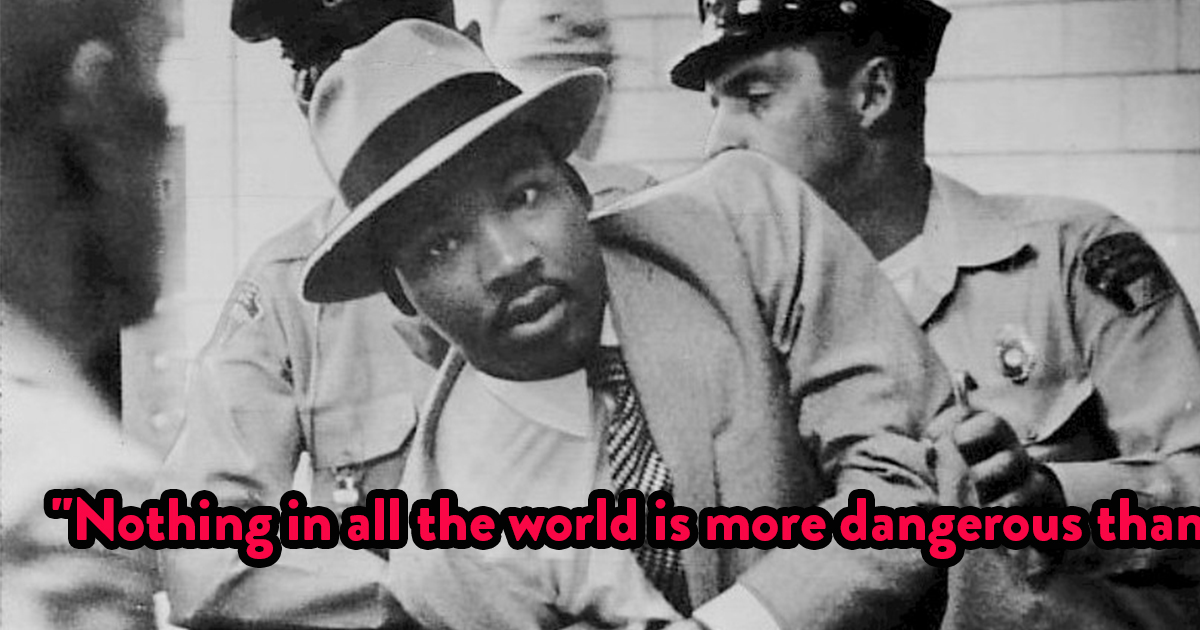 Quotes From Mlk Letter From Birmingham Jail: Powerful MLK Quotes That Are Not Famous