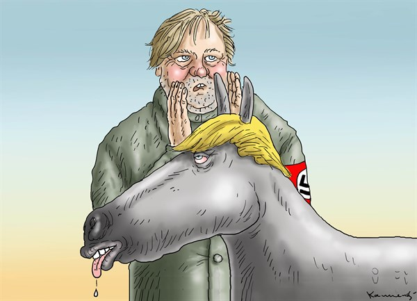 Nazi Horse Whisperer