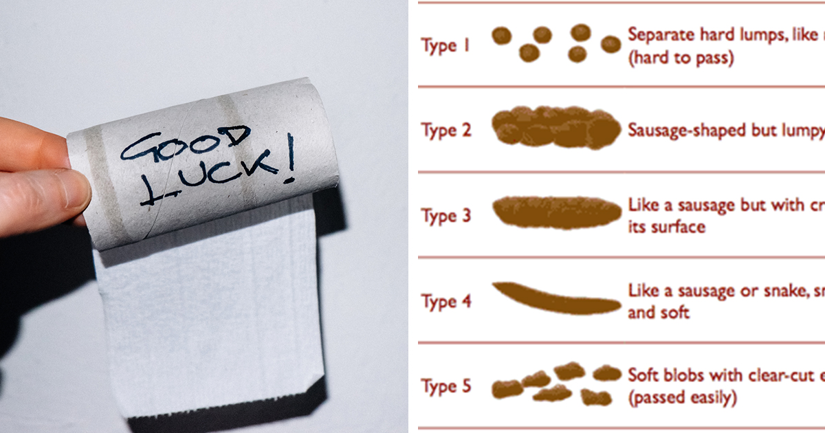 What Your Poop Shape Means Attn