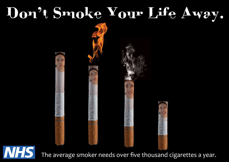 cigarette advertising and the effects of smoking