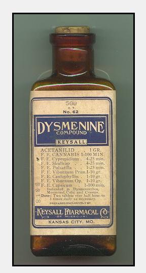 Cannabis PMS Syrup