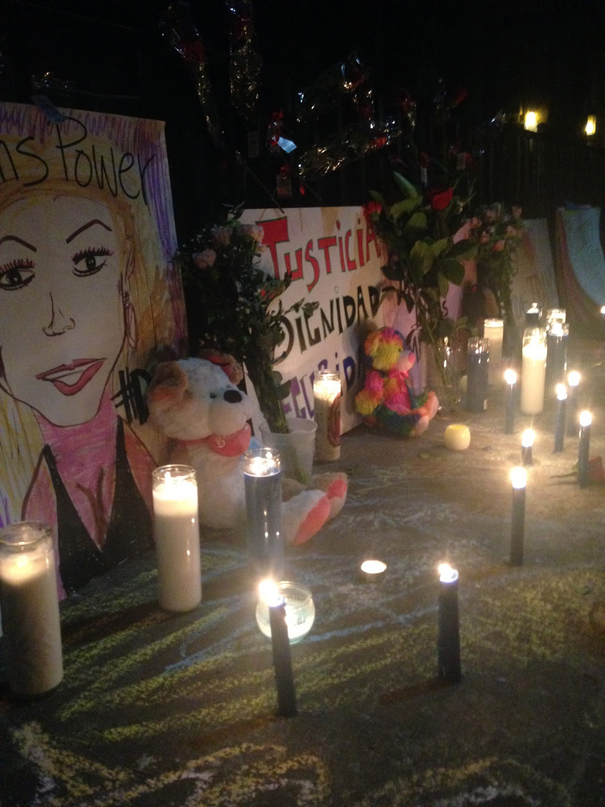 Payne Vigil Candles
