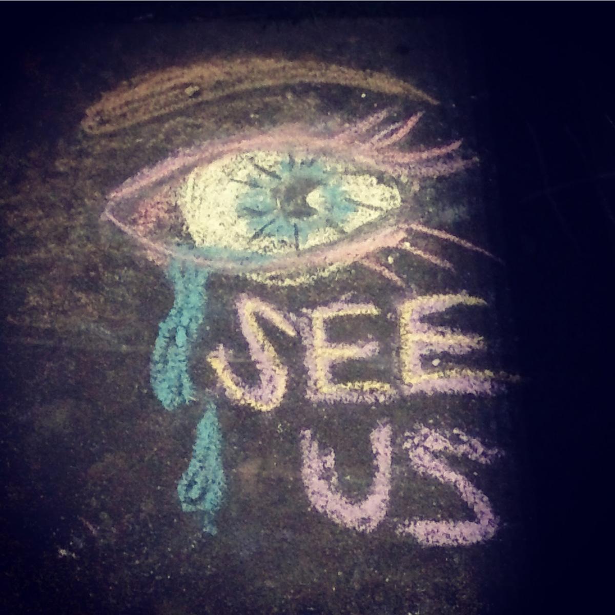 """Payne vigil """"See Us"""""""