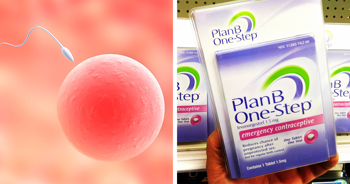 i took plan b and im on birth control