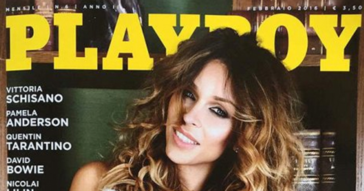 Italian Playboy Features Transgender Model On The Cover - Attn-1905