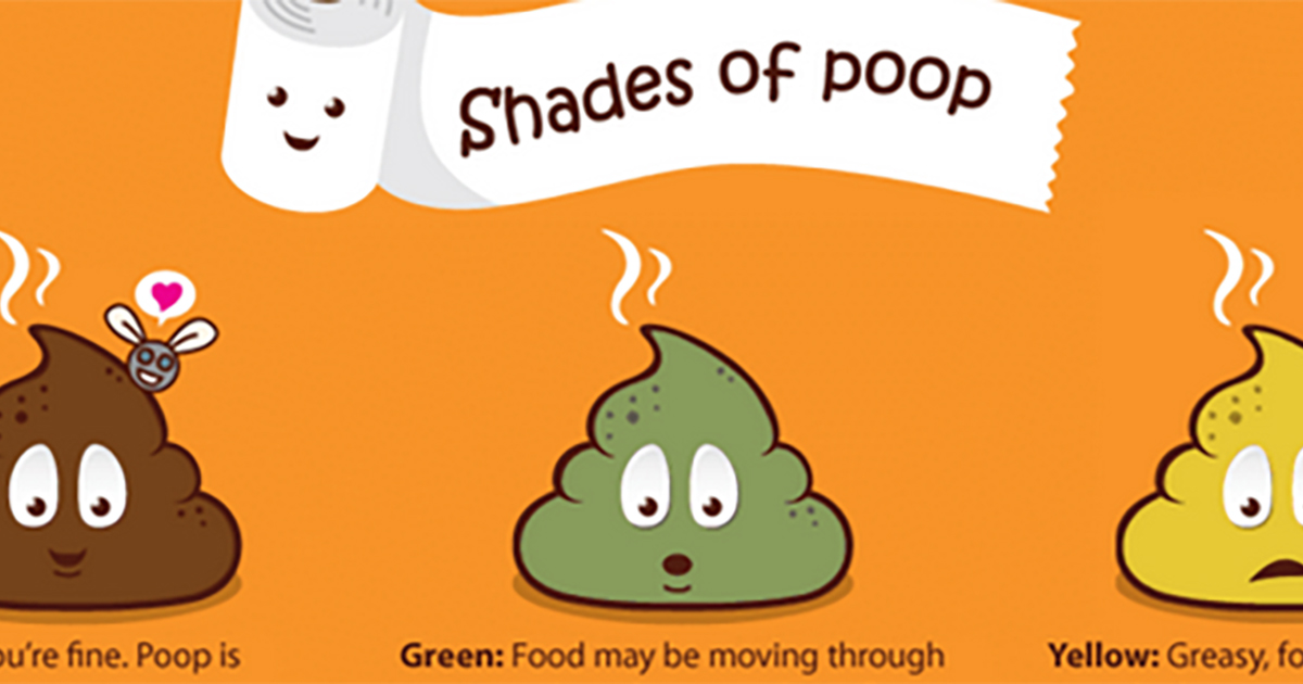 What Your Poop Says About Your Health  Attn