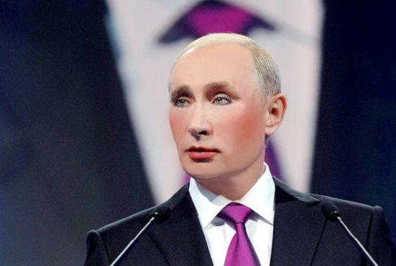 Putin Gay Meme