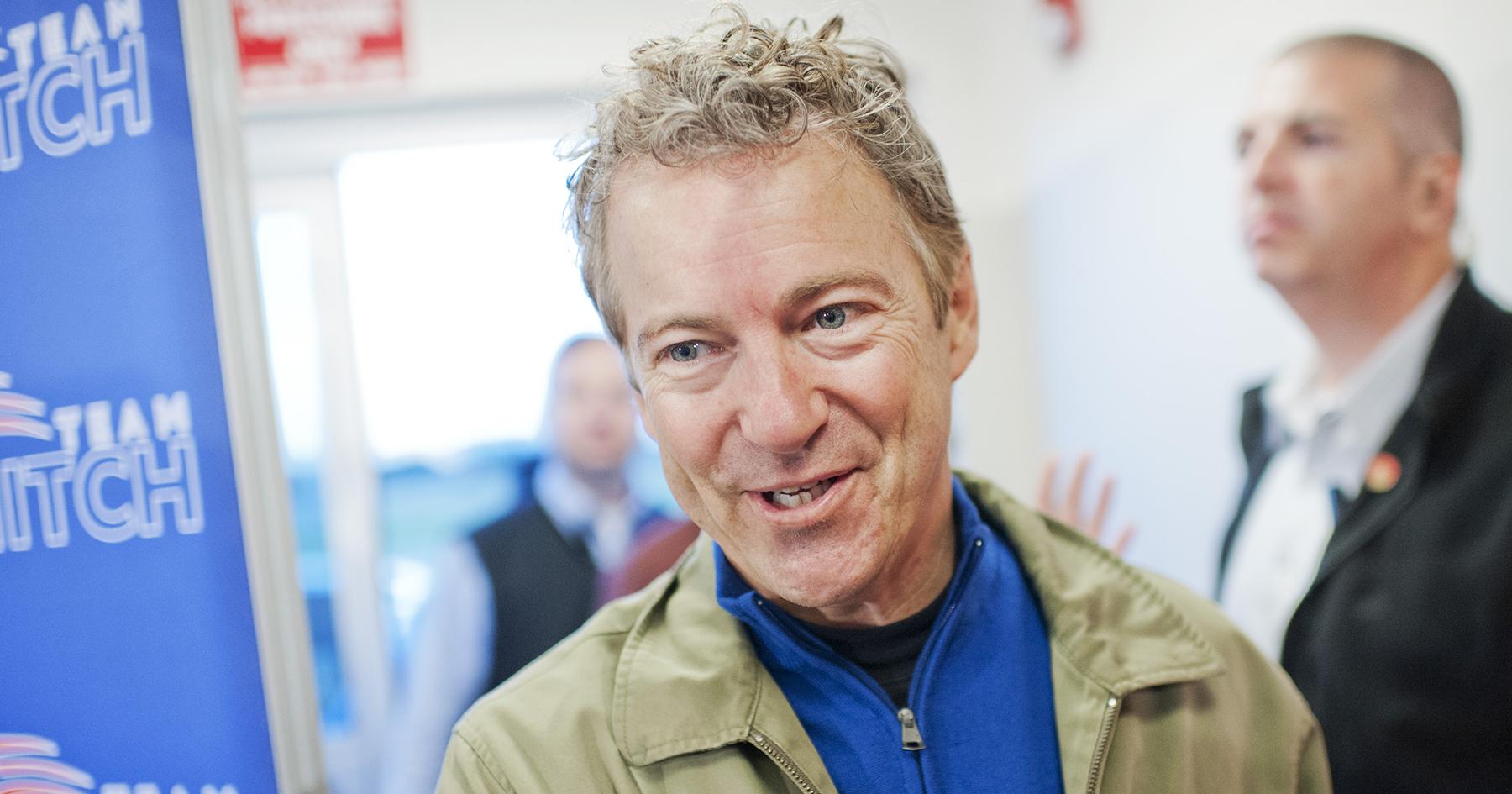 Rand Paul Running for President
