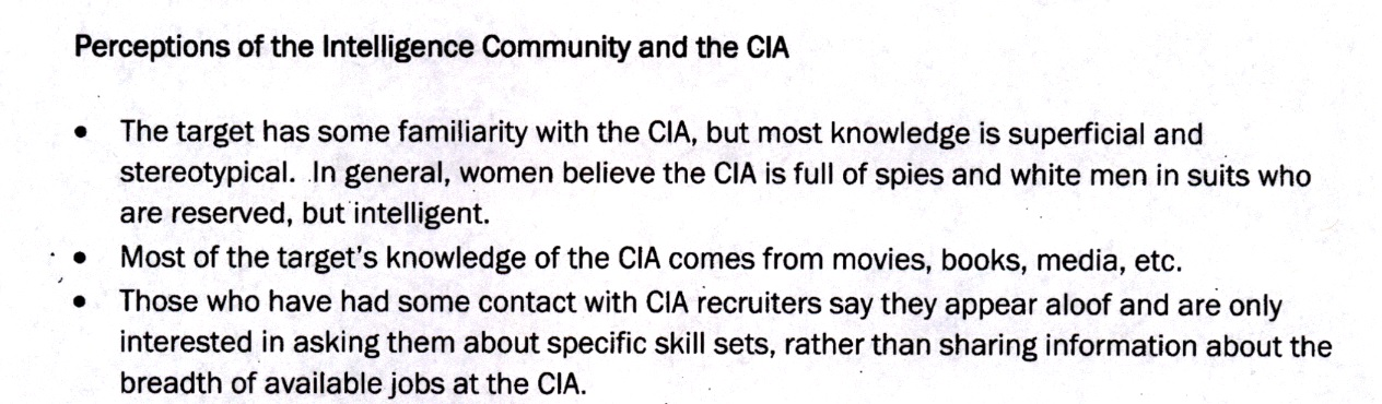 How the CIA Is Trying to Recruit Women - ATTN: