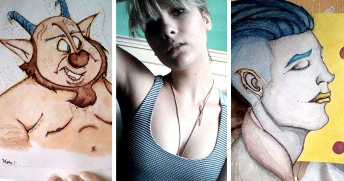 artist-named-kate-with-schizophrenia-drawings-of-her-hallucinations