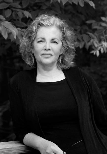 Headshot of Author Sheila Isenberg
