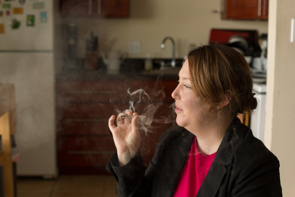 women stoner