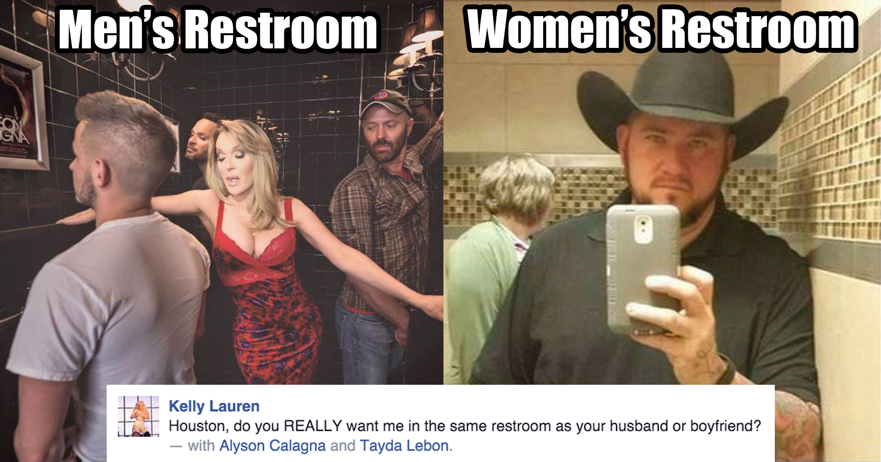Here S Why Transgender Bathroom Panic Is Ridiculous Attn