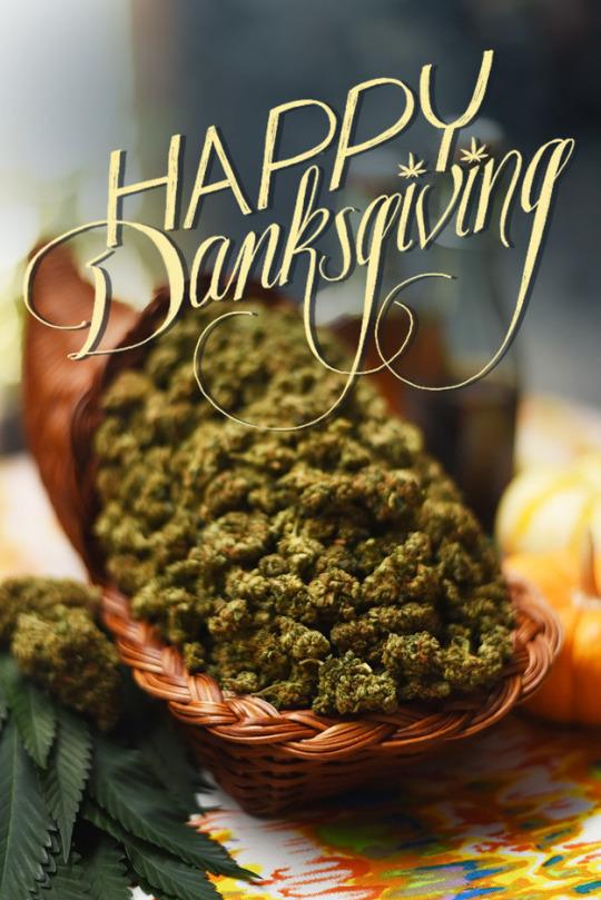 happy danksgiving