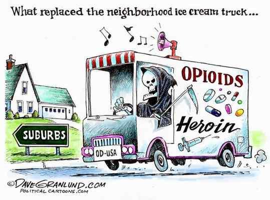 opioid comic