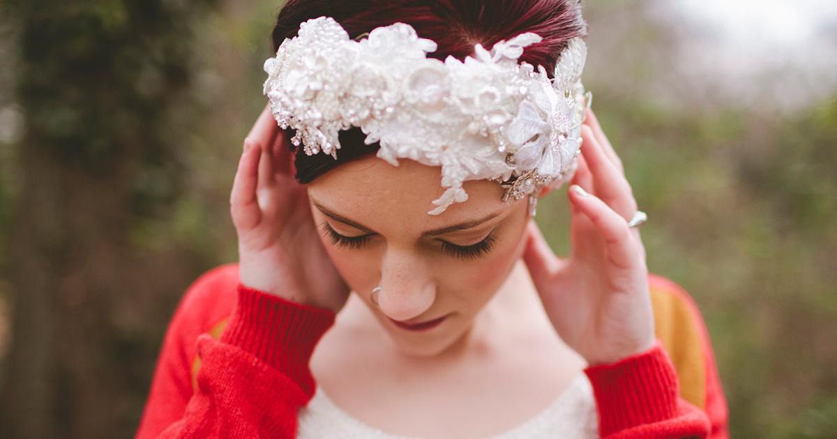 bride-looking-down