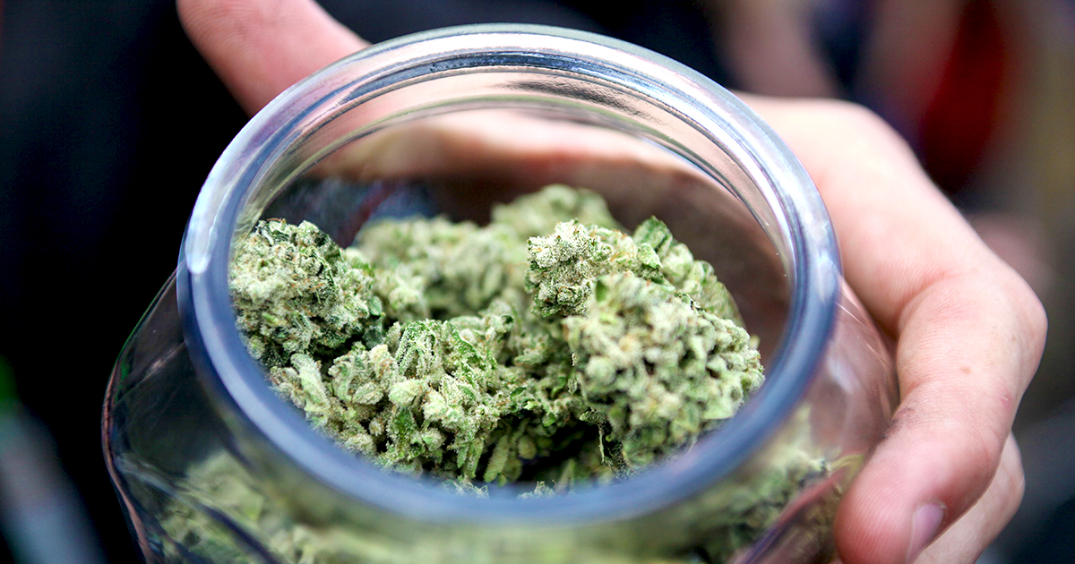 marijuana-jar