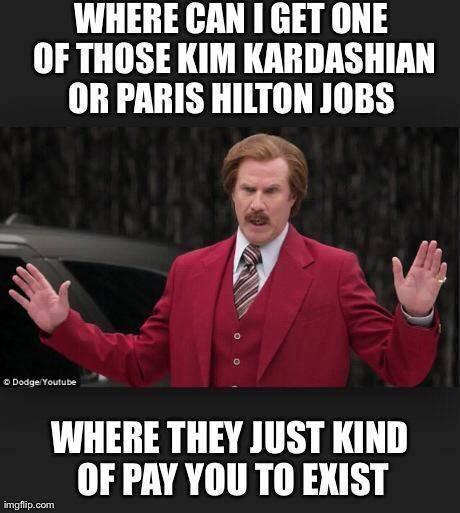 kardashian job
