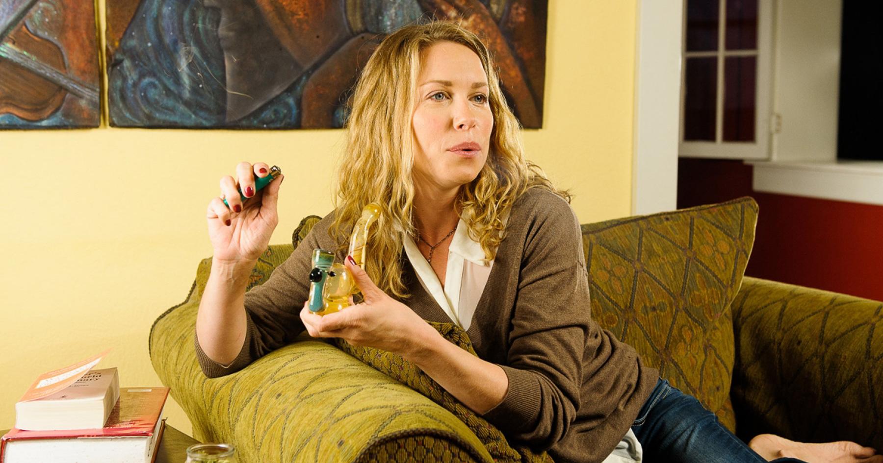Elizabeth douglas camels cigarette before bedtime topless - 3 1