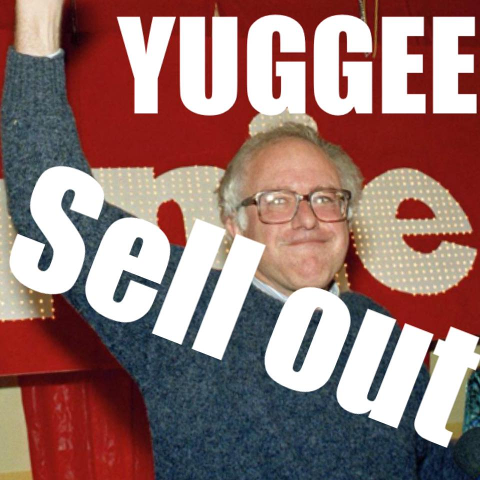 Yuge Sellout